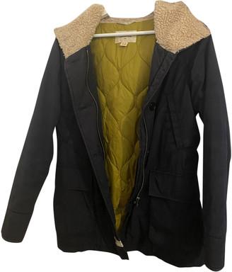 Bellerose Blue Cotton Coats