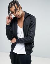 Adidas Originals Ornamental Block Track Jacket In Black Cf5318