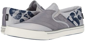 Sperry Striper II BIONIC(r) Slip-On Sneaker (Grey) Men's Shoes