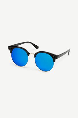 Ardene Oversized Clubmaster Sunglasses