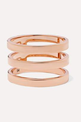 Repossi Berbere 18-karat Rose Gold Ring - 55