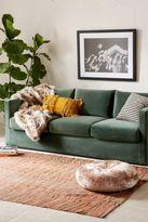 Urban Outfitters Melanie Velvet Sofa