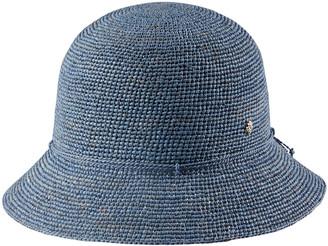 Helen Kaminski Villa Raffia Bucket Hat