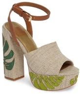 Dolce Vita Women's Lando Platform Sandal