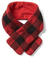 Gap Buffalo plaid scarf
