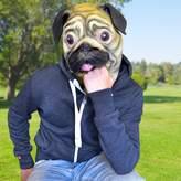 Accoutrements Pug Dog Head - lifesize head mask