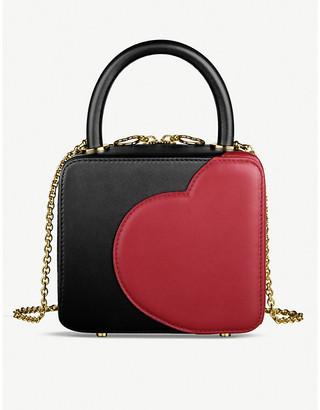 Chopard x Chloe Sevigny Green Carpet leather shoulder bag
