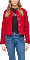Thumbnail for your product : S'Oliver Women's 120.10.103.26.150.2061055 Denim Jacket