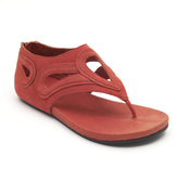 Australia Luxe Collective Ferrera Sandals Poppy Red
