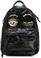 Chiara Ferragni 'Flirting' sequin backpack