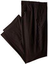Perry Ellis Men's Big-Tall Big and Tall Men's Solid Pant