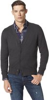 Tommy Hilfiger Men's Signature Solid Cardigan Sweater