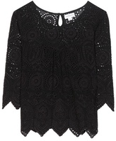 Velvet Binx Embroidered Top