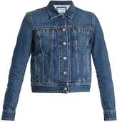 Acne Studios Blå Konst Cliff denim jacket