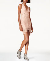 Astr Caroline Lace Bodycon Dress
