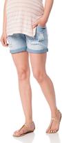 Motherhood Wendy Bellissimo Secret Fit Belly Maternity Shorts