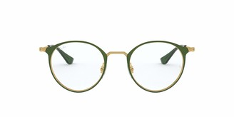 Ray-Ban Women's 0RX 6378 2908 49 Optical Frames