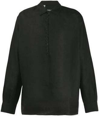 Dolce & Gabbana Button-Down Shirt