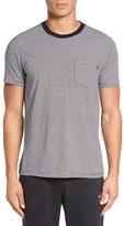 Obey Men's 'Wisemaker' Stripe T-Shirt