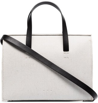 Aesther Ekme Mini Barrel Tote Bag