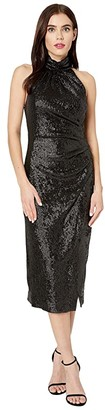 Rachel Zoe Elkin Dress (Black) Women's Dress