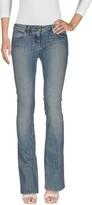 Alysi Denim pants - Item 42574591