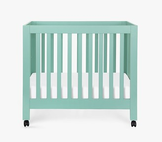 Pottery Barn Kids Babyletto Origami Mini Crib