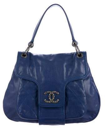 Chanel Paris-Shanghai Top Handle Flap Bag