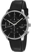 Issey Miyake Men's 'C' Quartz Stainless Steel Casual Watch, Color:Black (Model: NYAD003Y)