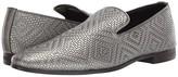 Steve Madden Dieggo Dress Loafer (Silver) Men's Shoes