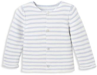 Elegant Baby Baby Boy's Stripe Knit Cotton Sweater