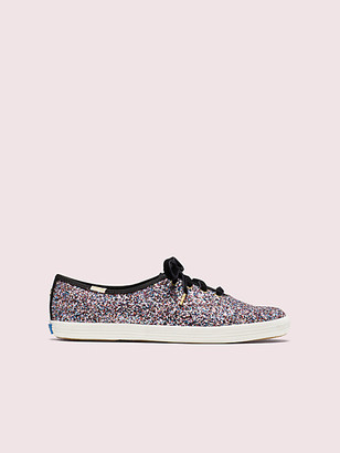 Kate Spade Keds X Champion Glitter Sneakers