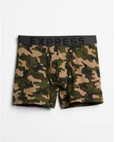 Express camo print boxer briefs