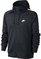 Nike Mens Tribute Hooded Track Athletic Full Zip Jacket Hoodie