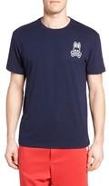 Psycho Bunny Men's Crewneck Lounge T-Shirt