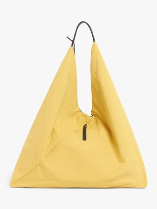 KIN Sana Nylon/Canvas Mix Hobo Bag