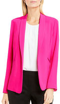 Vince Camuto Shawl Collar Kiss Front Blazer