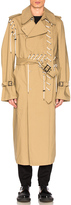 Craig Green Laced Trench