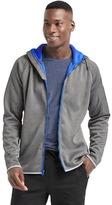 Gap Heat tech bonded zip hoodie