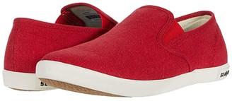 SeaVees Baja Slip-On Standard (Cherry) Women's Slip on Shoes