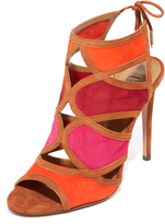 Aquazzura Vika Sandals