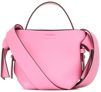 Acne Studios Musubi Micro leather shoulder bag