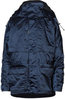 Balenciaga Synthetic Down Jackets