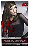 Vidal Sassoon Salonist Hair Colour Permanent Color Kit, 5/1 Medium Cool Brown