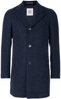 Eleventy classic midi coat - men - Cupro/Cashmere - 48