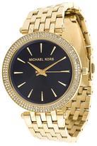 Michael Kors embellished wrist watch