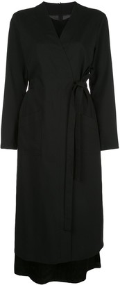 MM6 MAISON MARGIELA Layered Wrap Dress