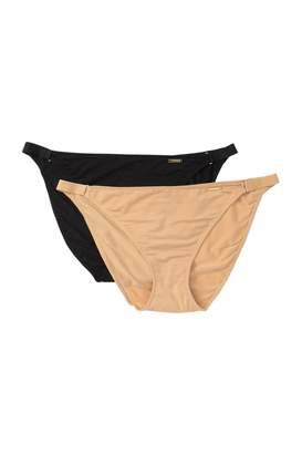 Joe's Jeans String Bikinis - Pack of 2