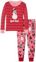 Hatley Snow Tired Pajama Set (Toddler/Little Kids/Big Kids)