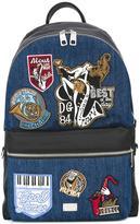 Dolce & Gabbana Volcano backpack - men - Polypropylene/Cotton - One Size